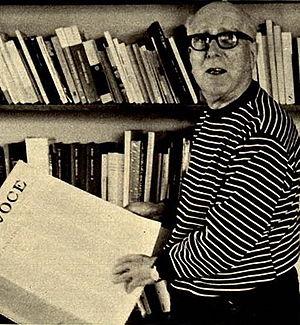 Giuseppe Prezzolini - Giuseppe Prezzolini, 1975.