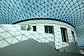 Glass and steel roof of the Great Court, British Museum, London - panoramio (1).jpg