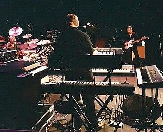 Glass (band) - Glass live at Progman Cometh