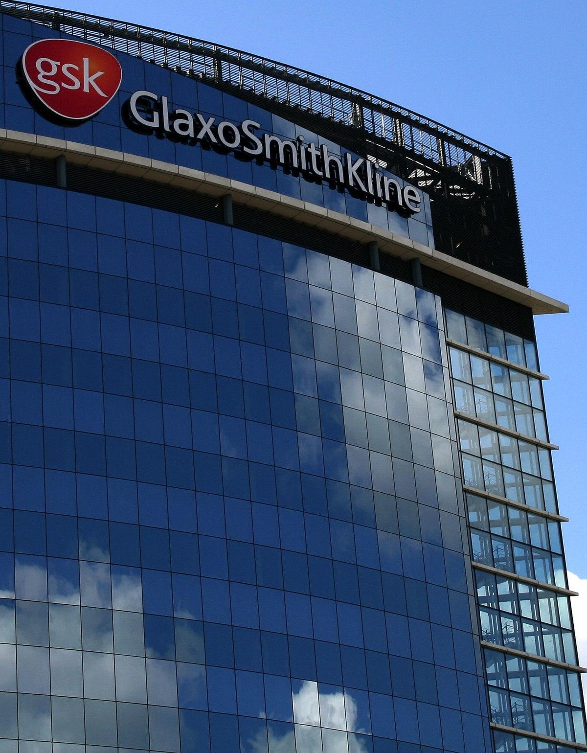 A history of… GlaxoSmithKline