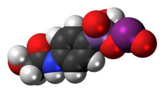 Glycobiarsol - Image: Glycobiarsol 3D spacefill