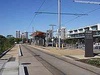 Gold Coast Light Rail - Broadwater Parklands Station.jpg
