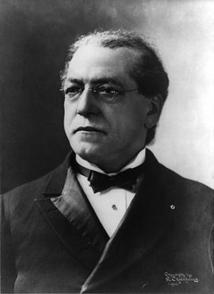Industrial unionism - Samuel Gompers, head of the American Federation of Labor