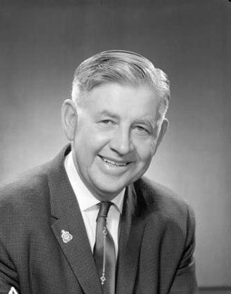 Division of Wills - Image: Gordon Bryant 1962