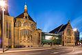 Goseriedebad building Kestnergesellschaft Goseriede Mitte Hannover Germany 02.jpg