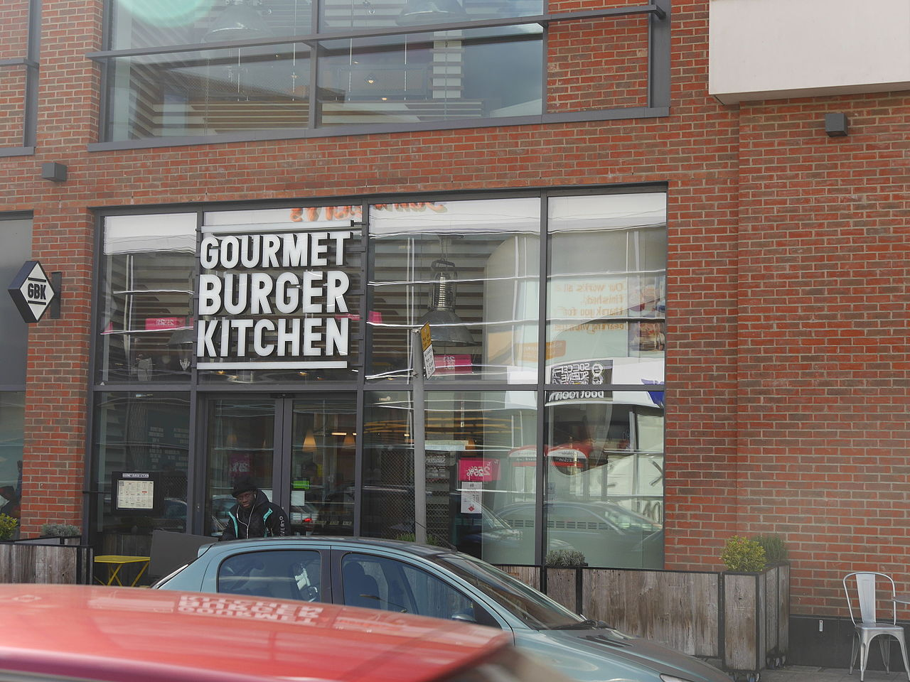 Gourmet Burger Kitchen Kingston Reviews