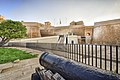 Gozo Citadel bastions.jpg