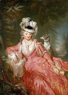 Wilhelmine, Gräfin von Lichtenau Mistress of King Frederick William II of Prussia