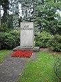 Grab Kurt Schumachers auf dem Stadtfriedhof Ricklingen - panoramio.jpg