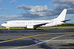 Grand Cru Airlines, LY-CGC, Boeing 737-4Y0 (18968917463) (2).jpg