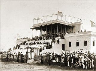 Sports in Hyderabad Wikimedia list article