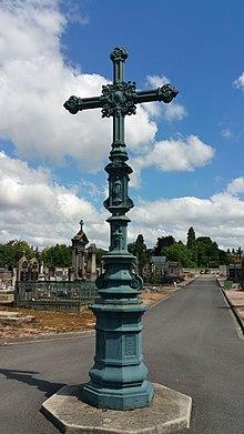 Cimetière De Vichy Wikipédia