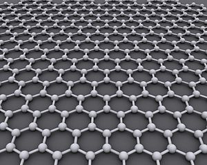 Supercapacitor - Graphene is an atomic-scale honeycomb lattice made of carbon atoms.
