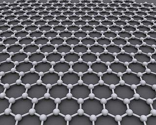 Graphene bi-dimensional crystalline structure of carbon