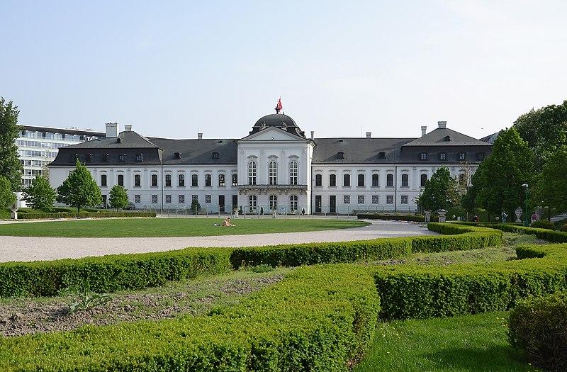Grassalkovich Palace, Bratislava (Pressburg, Pozsony)