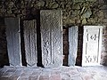 Grave Slabs in St Clement's Church - geograph.org.uk - 1349360.jpg