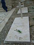 Grave of Romuald Ochęduszko at Polish Cemetery in Monte Cassino.jpg