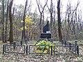 Grave of the pilot Mykola Vynohradov 02.jpg
