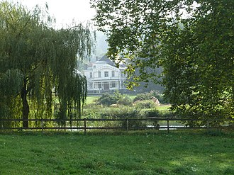 Voeren - Image: Gravenvoeren Kasteel Altembrouck 1