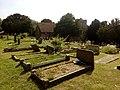 Graveyard ST. Martin's Church, Canterbury.jpg