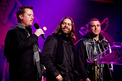 Picture of a band or musician: Great Big Sea