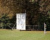 Great Canfield cricket ground sight screen in Essex England.jpg