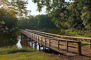 Great River Road State Park - Image: Great River Road State Park, Rosedale, Mississippi