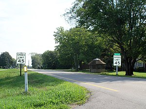 Green Bay, Prince Edward County, Virginia - Image: Green Bay, Virginia panoramio Idawriter