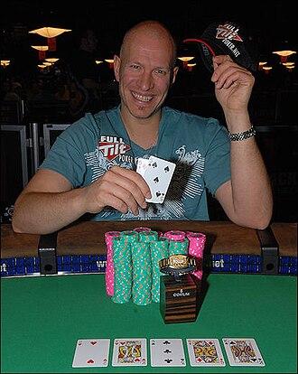 Greg Mueller - Image: Greg Mueller (WSOP 2009, Event 33)