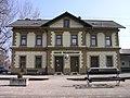Großweikersdorf Aufnahmsgebäude 2.jpg