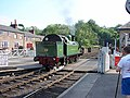 Grosmont Station, North Yorkshire Moors Railway - geograph.org.uk - 856416.jpg