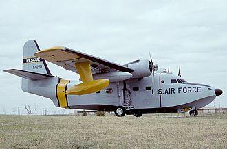 582d Helicopter Group - SA-16B Albatross