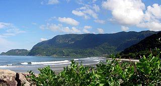 Serra do Mar mountain range