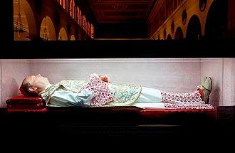 Guido Maria Conforti - Image: Guido Maria Conforti Casa Madre, sepolcro