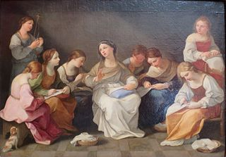 Education of the Virgin Mary