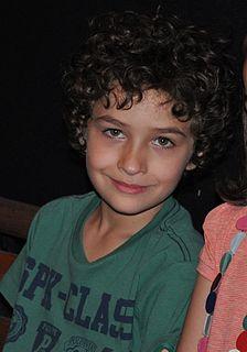 Guilherme Seta Brazilian actor and singer