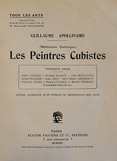 Book of Guillaume Apollinaire