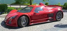 Een Gumpert Apollo