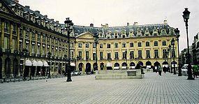 Риц отель в париже