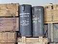 Hülsenkart (Rö) 21cm Mrs18Stiele mit kleinem Kopfstückverstarke Wurfkörper 361 lp, Ben Junier ammo collection.JPG