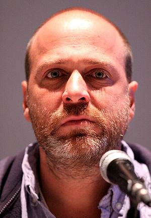English: H. Jon Benjamin at the 2010 Comic Con...