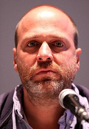 English: H. Jon Benjamin at the 2010 Comic Con...