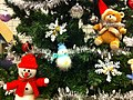 HKSM 香港太空館 Hong Kong Space Museum Xmas tree decor Jan-2013.JPG
