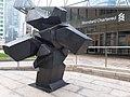 HK 中環 Central 交易廣場 Exchange Square sculpture 雕塑師 朱銘 Ju Ming 太極雕塑 Taichi Single Whip Dip January 2020 SS2 01.jpg