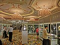 HK 港島香格里拉酒店 Island Shangri-la Hotel interior Bonhams Auction preview exhibition hall Nov-2013.JPG
