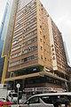 HK 灣仔 Wan Chai 謝斐道 Jaffe Road Dannies House Luard Road facade brown building March 2019 IX2 01.jpg