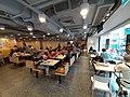 HK 西環 Sai Ying Pun 皇后大道西 292-298 Queen's Road West 八達大廈 Federal Building shop 正街 Centre Street Cafe de Coral Restaurant interior October 2019 SS2 02.jpg
