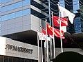 HK 金鐘 Admiralty 香港萬豪酒店 JW Marriott Hotel 棋杆 flagpoles December 2020 SS2 02.jpg