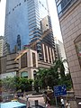 HK Bus 101 view 上環 Sheung Wan 皇后大道中 Queen's Road Central Aug 2018 SSG 15.jpg