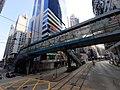 HK CWB 銅鑼灣 Causeway Bay Plaza 波斯富街 Percival Street footbridge Hennessy Road October 2019 SS2 01.jpg